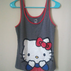 Hello Kitty Graphic Tank SZ Large